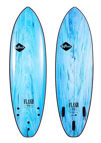 2021 Softec Eric Geiselman EG Flash FCSII Aqua Marble (Various Sizes)