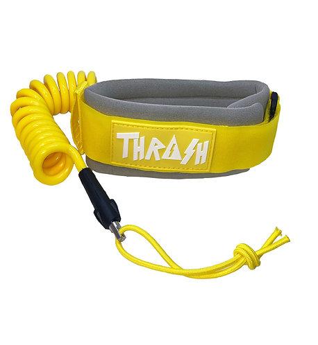 Thrash Bicep Leash Yellow/Grey