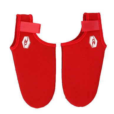 Alder Vapour Red Fin Socks