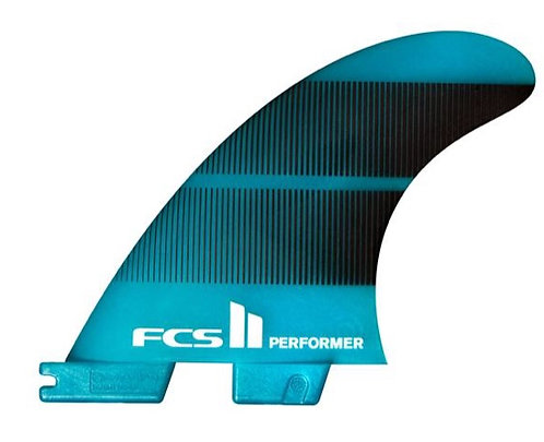 FCS II Essential Series Performer Thruster Neo Glass