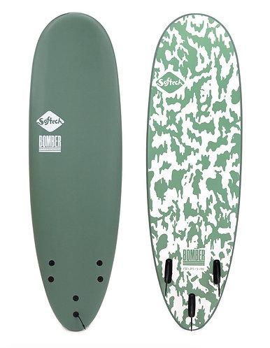 2021 Softec Bomber FCSII Smoke Green/White (Various Sizes)