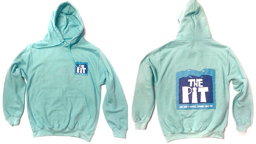 The Pit Surf Shop Adult Hooded Sweatshirt (Various Colourways)