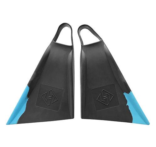 2021 Hubboards Airhubb Cut Swim Fins (Various Colourways)