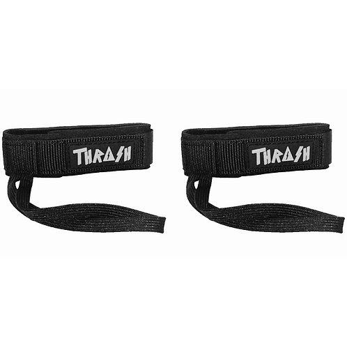 Thrash Fin Tether Black/White