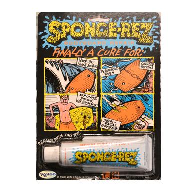 Sponge Rez Bodyboard Repair Resin