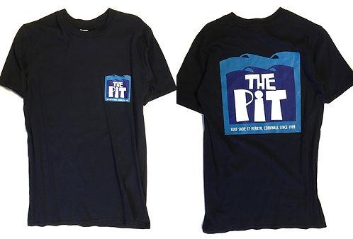 The Pit Surf Shop Men's T-Shirt (Various Colourways)