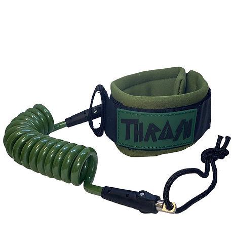Thrash Bicep Leash Military/Black