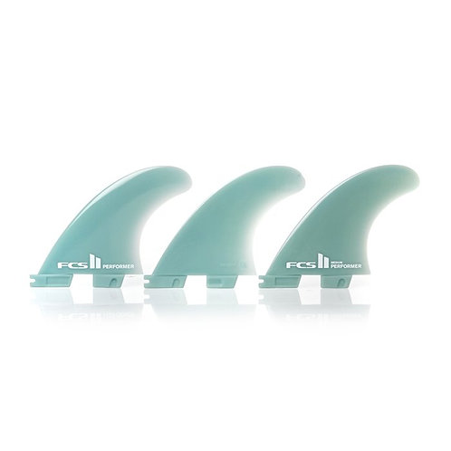 FCS II Essential Series Performer Thruster GF Replacement Fins