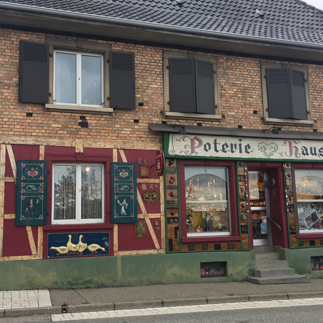 Pottery Villages - Soufflenheim, Betschdorf