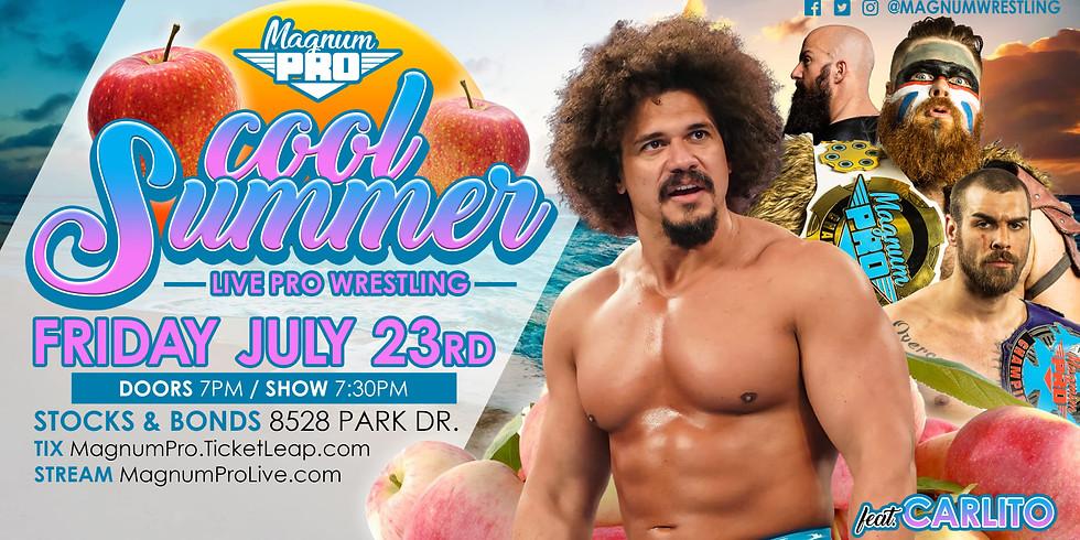 """Magnum Pro Presents """"Cool Summer"""""""
