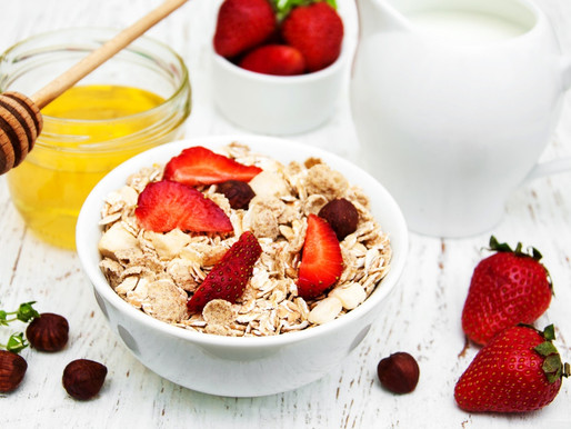 7 Health Benefits of OATS & More - Nutrition Coach
