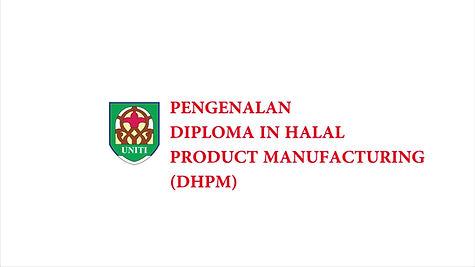 Pengenalan Diploma In Halal Product Manufacturing