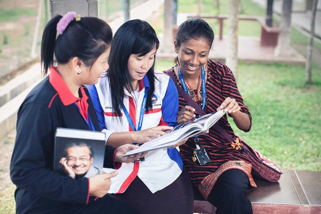kolej uniti pelajar study spot