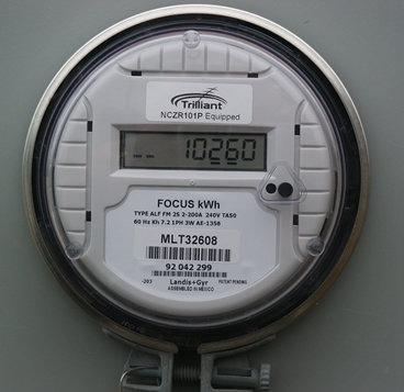 TR-8 Electrical Metering