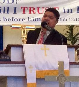 Curtis Roberts, Jr. Preaching