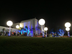 Live Event Outdoor Setting