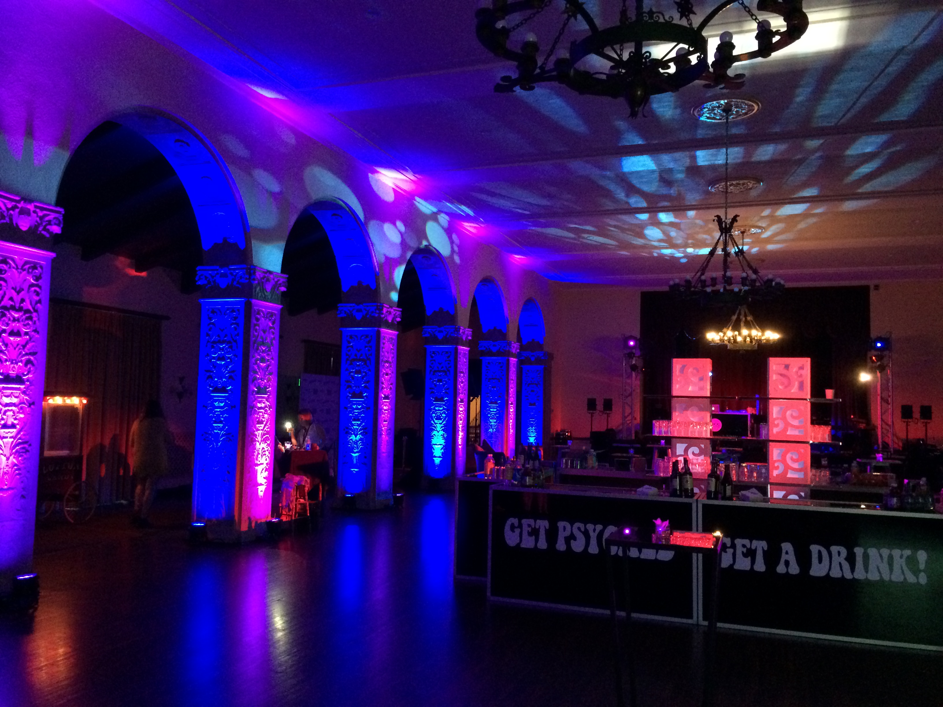 Live Event Ballroom