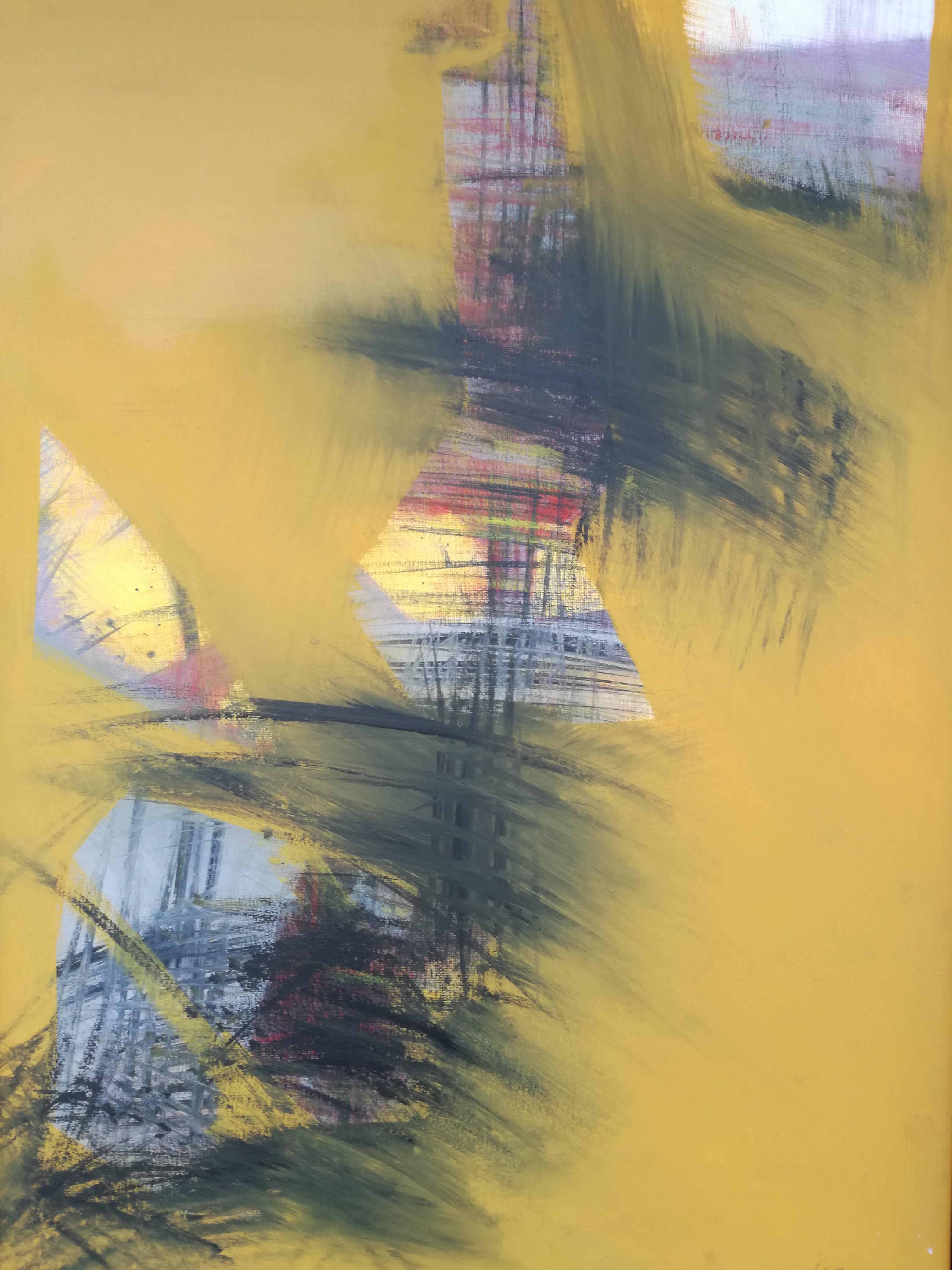 Leo Schoder       OT. Acryl
