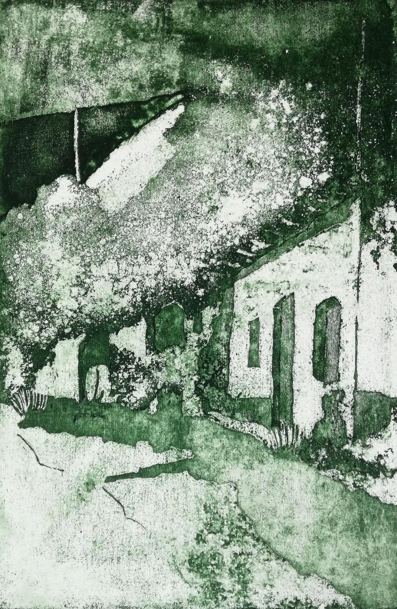 Leo Schoder Kellergasse 2 Radierung_edit