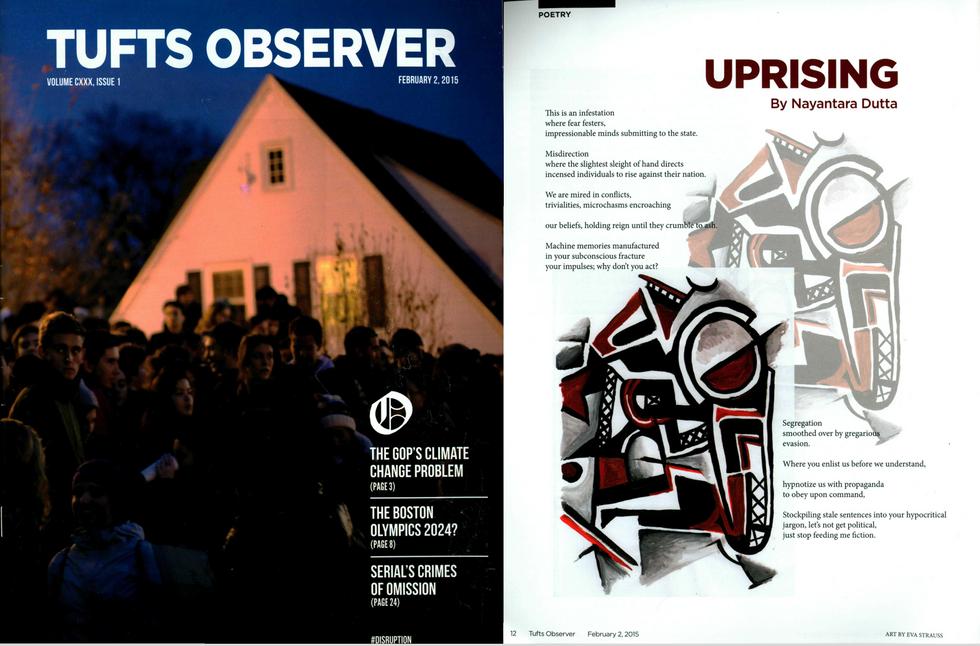 Uprising - Tufts Observer