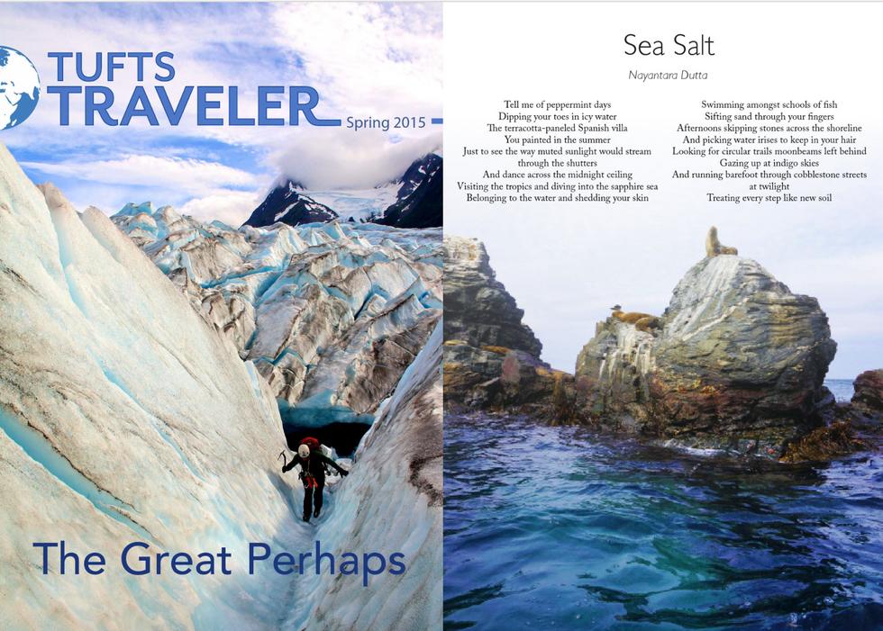 Sea Salt - Tufts Traveler