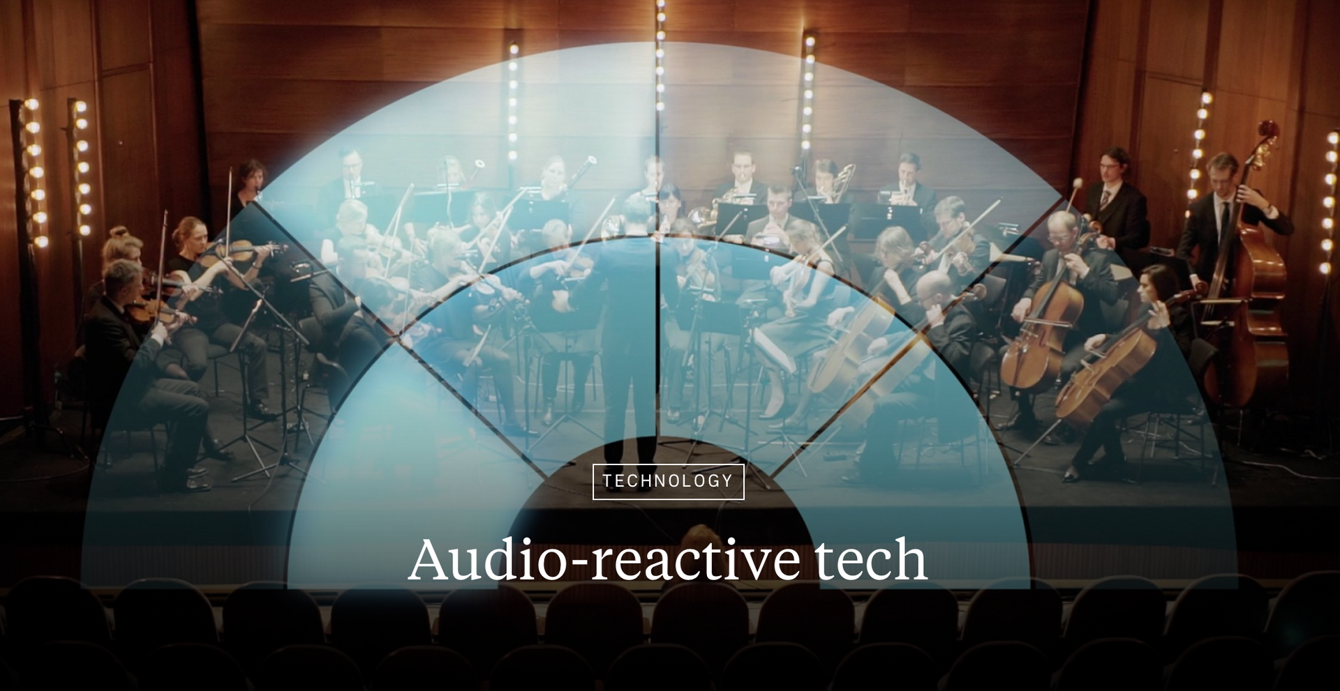 Audio-Reactive Tech - JWT Intelligence