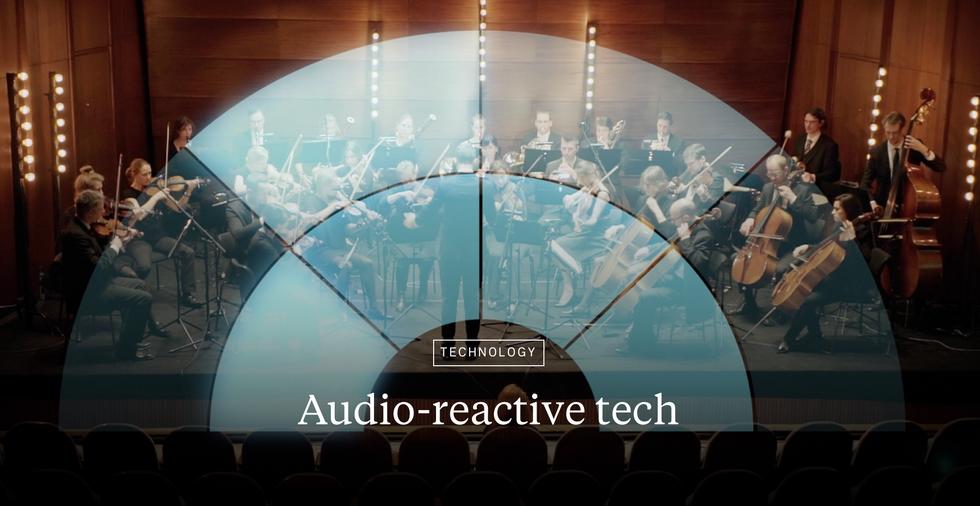 Audio-Reactive Tech - JWT Intelligence