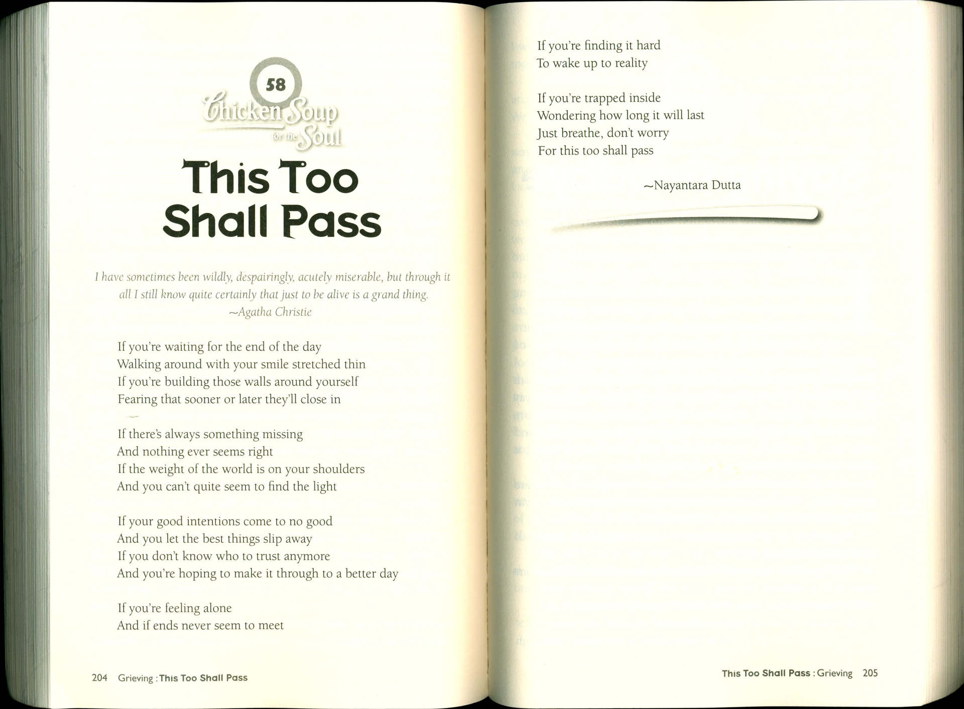 This Too Shall Pass - Chicken Soup for the Soul