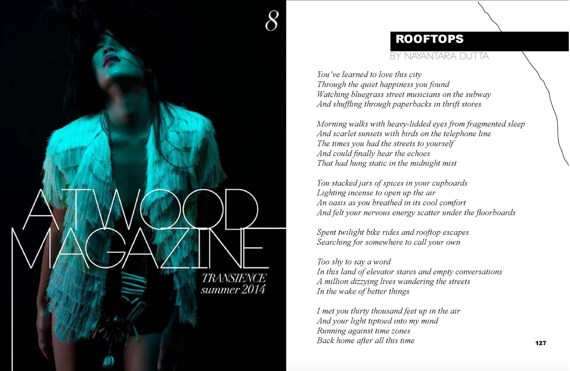 Rooftops - Atwood Magazine