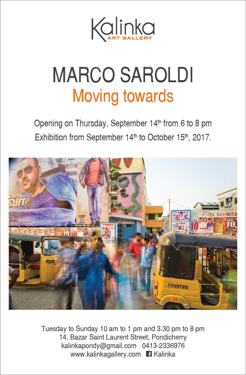 Flyer Marco Saroldi