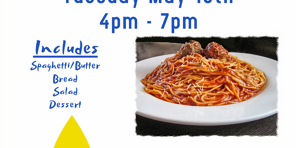 Troop 66 Election Day Spaghetti Dinner