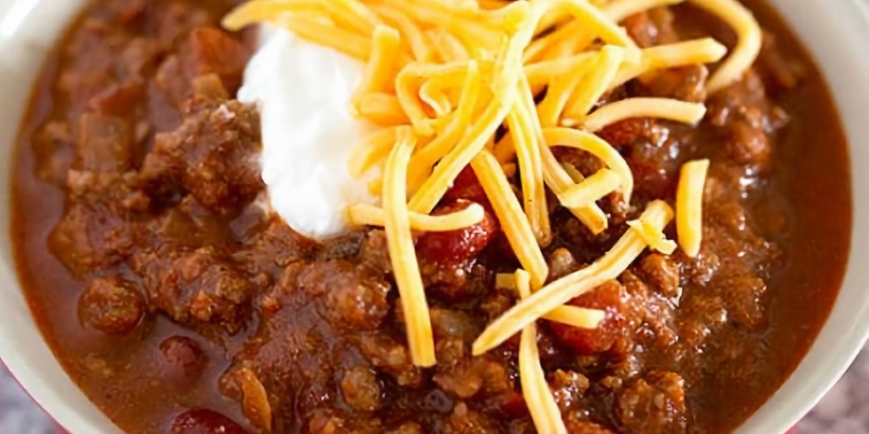 Election Day Chili Dinner