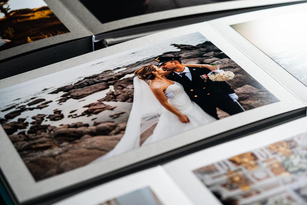 album di matrimonio incollati Cagliari Sardegna