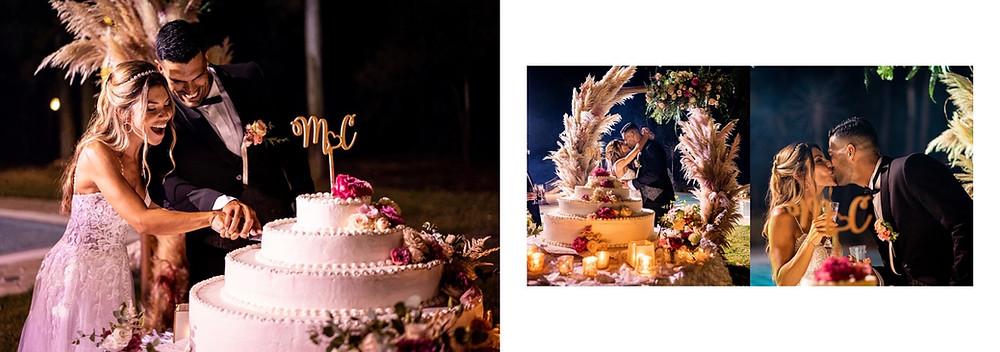 matrimonio in spiaggia Sardegna Pula Nora, ricevimento al flamingo, dettagli floricoltura loi, taglio torta