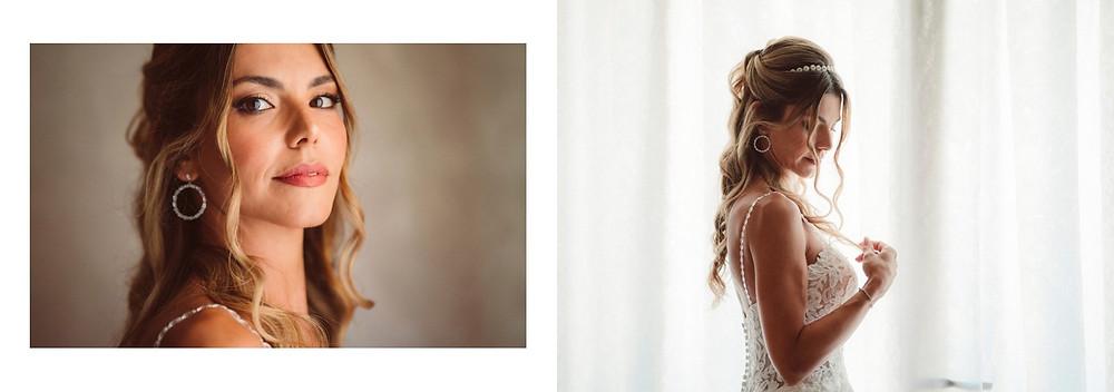 reportage matrimonio sardegna, matrimonio a Gonnesa, fotografie di matrimonio spontanee, ritratto fotografico, preparativi della sposa