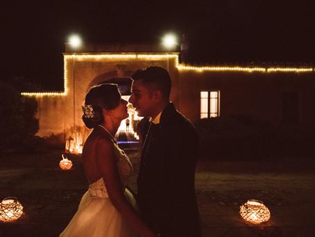 Matrimonio al Corte Noa, Ulivi, piume e note di Jazz
