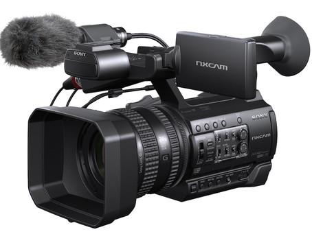Videocamera profesionala Sony HXR NX100