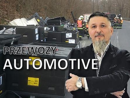 """Przewozy typu """"automotive"""", to nie tylko ryzyko powstania szkody całkowitej …"""