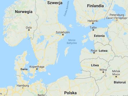 Przewóz sukcesywny na przykładzie przewozów naczep z towarem przez Bałtyk