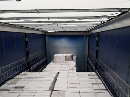 Mocowanie i zabezpieczanie towarów – rozporządzenie tak, regulacje nie