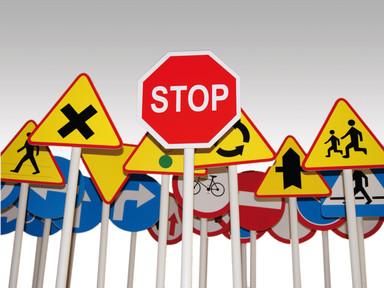 Nieprzestrzeganie przepisów prawa o ruchu drogowym