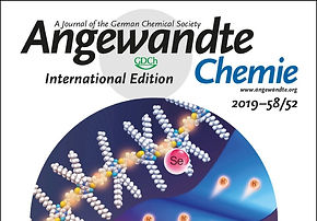Infosys Prize for G. Mugesh - News Item in Angewandte Chemie