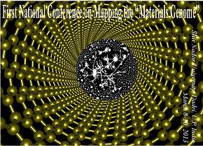 Amit Vernekar wins best poster award at Materials Genome Conference