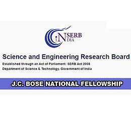 G. Mugesh awarded J. C. Bose National Fellowship for a Second Term