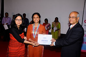 Namrata Singh has been awarded an ACS Poster Prize at the CRSI-NSC-24