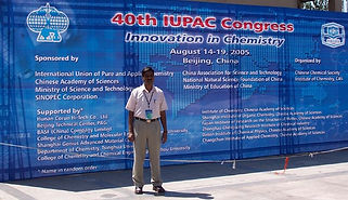 Mugesh wins Young Chemists Award