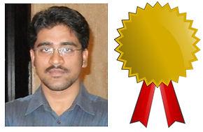 Santanu Mondal Wins the ACS Chemical Biology Best Poster Prize