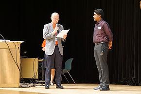 Santanu Mondal Wins the Chemistry Letters Best Poster Prize
