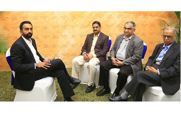 An Interview by Vishal Krishna, Business Editor, YourStory