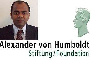 Krishna has been selected for the AvH Fellowship